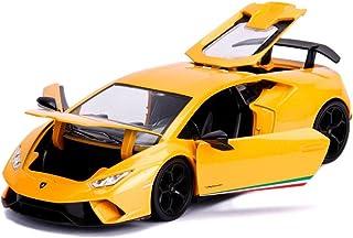 Jada 1: 24 W/B - Metals - Hyper-Spec - Lamborghini Huracan Performante (Yellow)