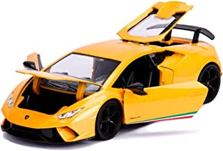 Jada 1: 24 W/B - Metals - Hyper-Spec - Lamborghini Huracan Performante (Yellow)