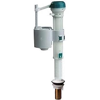 Entrada inferior de cisterna de baño, válvula de llenado de latón, 1,27 cm (1/2 inch): Amazon.es: Bricolaje y herramientas