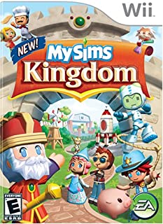 MySims Kingdom - Nintendo Wii by Electronic Arts