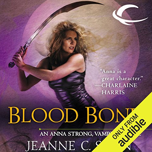 Blood Bond audiobook cover art