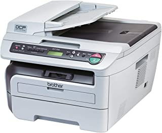 Brother DCP-7040 Laser Multifunction Copier with Auto Document Feeder (Renewed)
