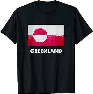 グリーンランドフラッグシャツ   グリーンランダー Tシャツ