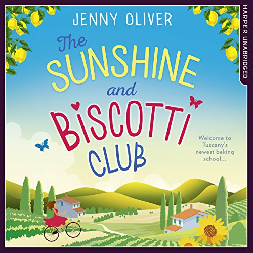 The Sunshine and Biscotti Club audiobook cover art