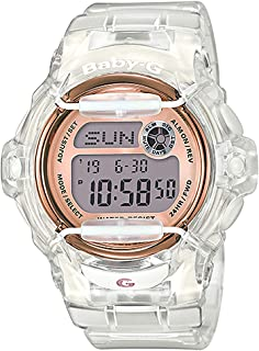 Casio Baby G Women BG169G-7B Year-Round Digital Automatic White Watch