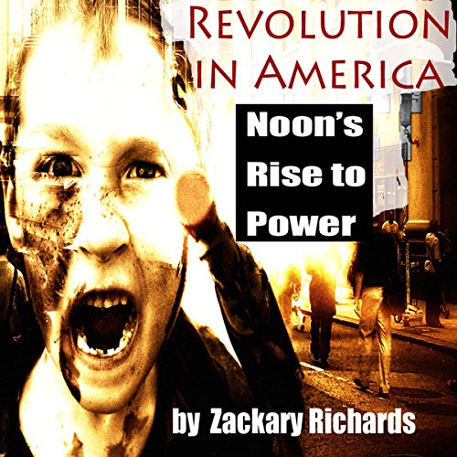 Revolution in America audiobook cover art