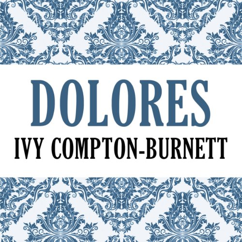 Dolores audiobook cover art