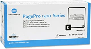 KONICA MINOLTA PAGEPRO 1350W Black Original Toner (6,000 Yield)