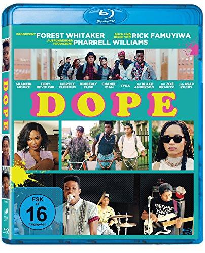 Dope [Blu-ray] [Francia]