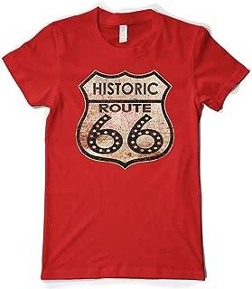 Women's Historic Route 66 T-Shirt