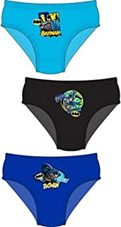 D C.Supernice Kids Knickers Boys Comfortable Cartoon Dinosaur and Seahorse Print Briefs 2 Packs or 4 Packs Boxer Hipster Underwear Shorts