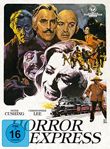 Horror Express (Mediabook, + DVD) [Blu-ray]