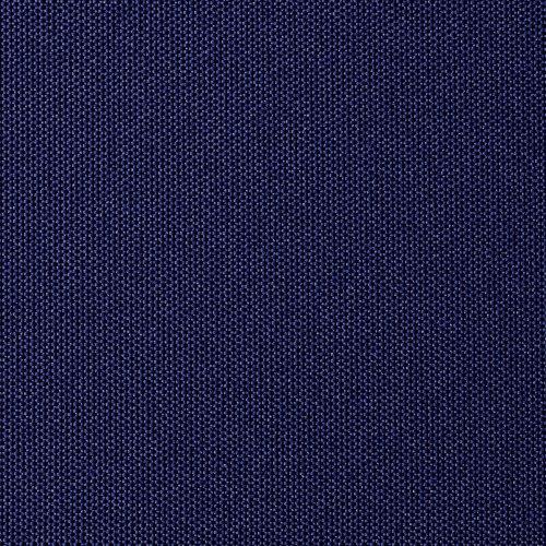Liedeco Dachfensterrollo Verdunkelung mit Seitenschienen, individuell Kürzbar Breite/Länge | B 37 x H 90 cm | dunkelblau