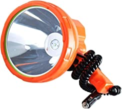 Xenon Lamp Outdoor Handheld Torch LED Strong Light 50W Marine Vehicle External 12V Battery 1000 Meters Super Bright Long D...