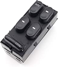 Driver Side Master Power Window Switch 10433029 19244641 for 1997-2005 Buick Century   Regal, 1997 1998 1999 2000 2001 2002 2003 2004 2005 Regal Century