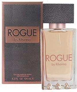Rihanna Rogue 125 ml reloj De mujer con esfera Edp agua De perfume diseño De Sally Moret aerosol para manchas en paredes D...