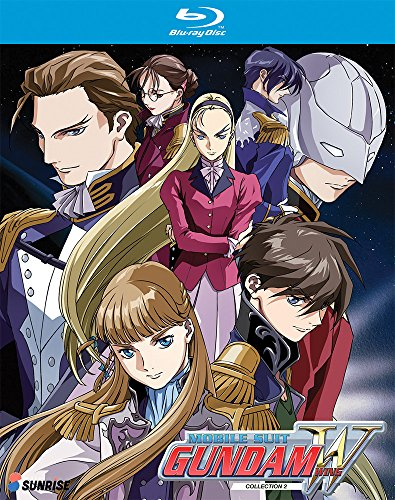 Mobile Suit Gundam Wing Blu-Ray Collection 2