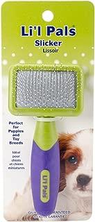 Li'l Pals Dog Slicker Brush with Coated Pins - W6202