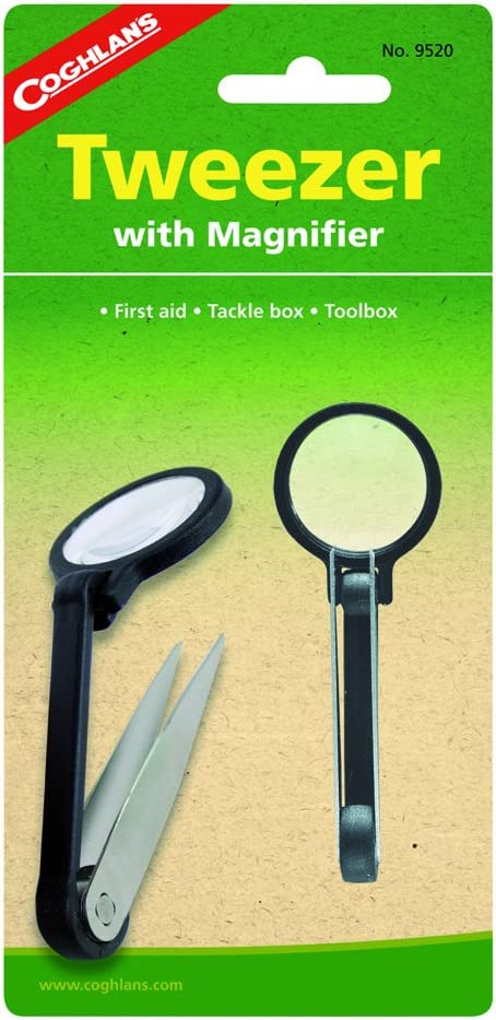 Save money Coghlan's Tweezer Magnifier All stores are sold with
