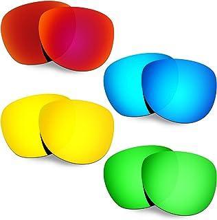 HKUCO - Lentes de Repuesto para Oakley Stringer Gafas de Sol