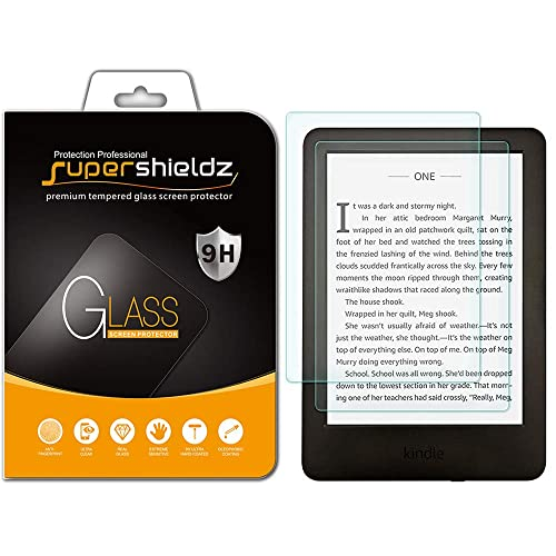 Tempered Glass Screen Protector For Amazon Kindle Paperwhite 4 10th Gen 2018 9H