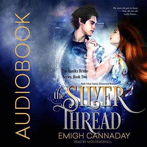 The Silver Thread audiobook cover art