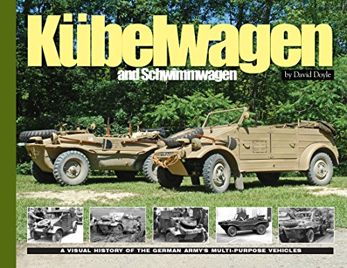 KüBelwagen/Schwimmwagen: A Visual History of the German Army's Multi-Purpose Vehicle