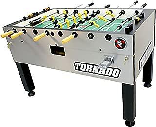 Tornado T-3000 Coin Foosball Table Single Goalie