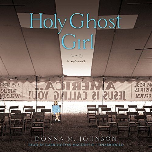 Holy Ghost Girl cover art