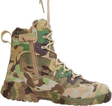 Táctica Militar Soldado Botas Hombres Escalada Trekking ...