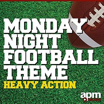 "Heavy Action (Theme from ""Monday Night Football"") - Single"