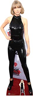 Celebrity Figura Taylor Swift Cat Suit Cut out, Multicolor