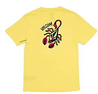 Volcom Scorpion Bsc Kids Short Sleeve T-Shirt