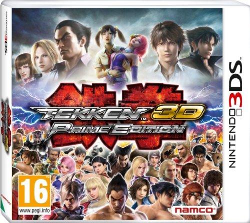 Tekken 3D - Prime Edition