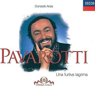 Luciano Pavarotti - Una Furtiva Lagrima: Donizetti Arias