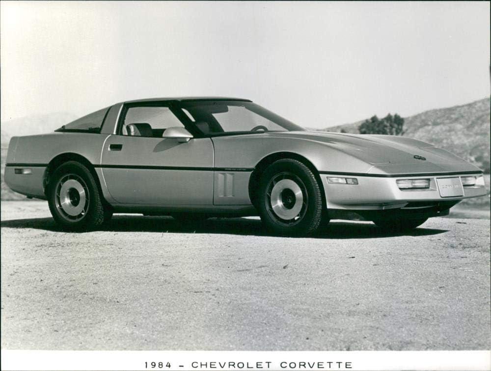 Vintage photograph of Ranking TOP11 Corvette Chevrolet 2021 new 1984