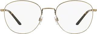 Luxury Fashion | Giorgio Armani Mens AR50823198 Brown Glasses | Season Outlet