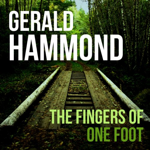 The Fingers of One Foot audiobook cover art