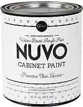 Nuvo Cabinet Paint Topcoat, 31 Fl. Oz, Quart