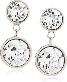 Mestige Necklace and Earrings Set, with Swarovski Crystals - MSSE3344