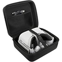 JSVER Gear Travel Storage Carrying Protective Bag for Samsung Gear VR/Oculus Go Virtual Reality Headset