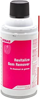 Ecolab 6101161 Revitalize Gum & Wax Remover - 6oz Spray Can
