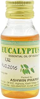 Ashwin, Eucalyptus Oil, 50 Milliliter(mL)