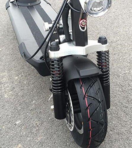Speedtrot ST16 Trottinette électrique Mixte Adulte, Blanc