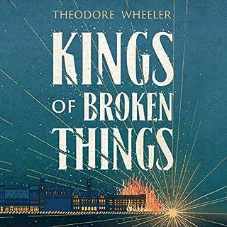 Kings of Broken Things audiobook cover art