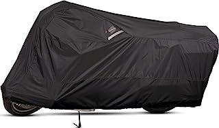 Dowco Guardian 50002-02 WeatherAll Plus Indoor/Outdoor Waterproof Motorcycle Cover: Black, Medium