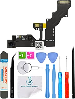 OmniRepairs Front Camera Proximity Light Sensor Cable Ribbon Assembly Replacement for iPhone 6 Plus Model (A1522, A1524 and A1593) with Repair Toolkit