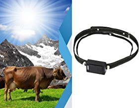 Osmewy Solar Cattle GPS Tracker Livestock Tracker for Cow Sheep Horse GPS Tracking Device Waterproof 7500mAh Long Standby ... photo