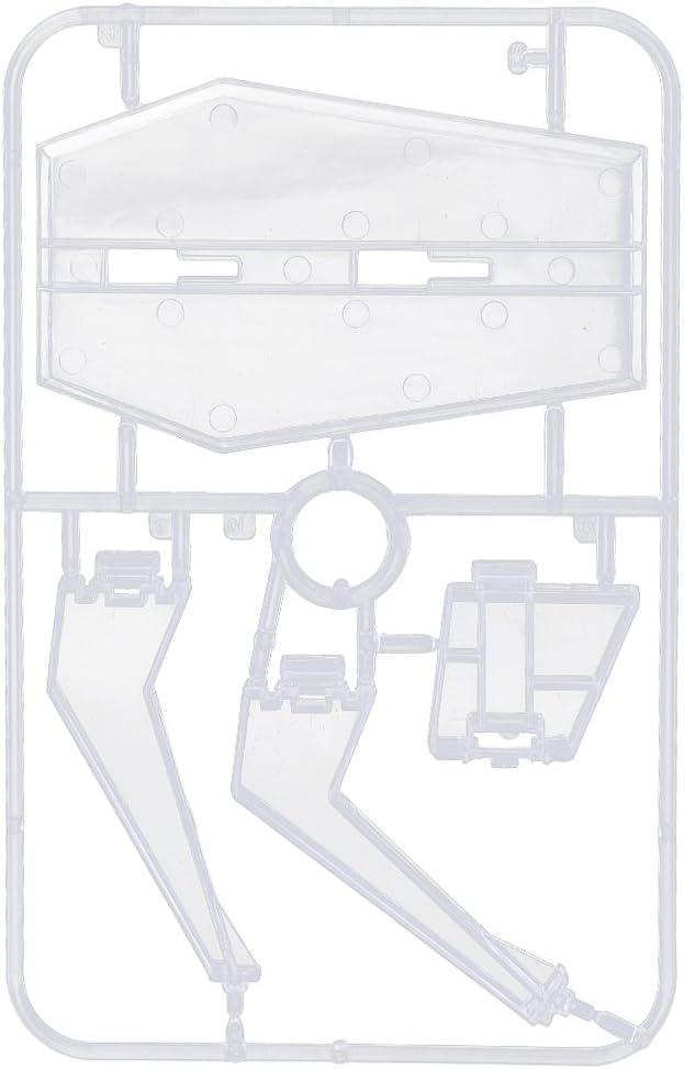 Sharplace Soporte de Figura de Acci/ón Universal para 1//144 SD BB Gundam Blanco