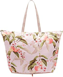 blossom fold shopping bag
